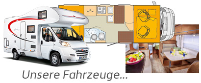 MSP Reisemobile: Unsere Fahrzeuge