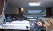 Schlafbereich / Hubbett
