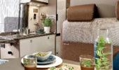 Besipiel Küchenbereich (Achtung: andere Ausstattung möglich)